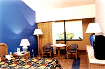 Luxury Guest Room in the Courtyard San Jose Marriott of Costa Rica
